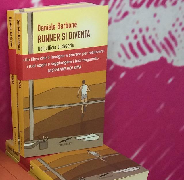"""Presentazione del libro """"Runner si diventa"""" di Daniele Barbone"""