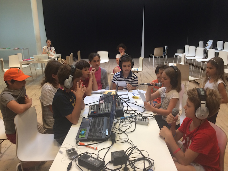 GOOD MORNING EXPO! IL CAMPUS RADIO PER BAMBINI
