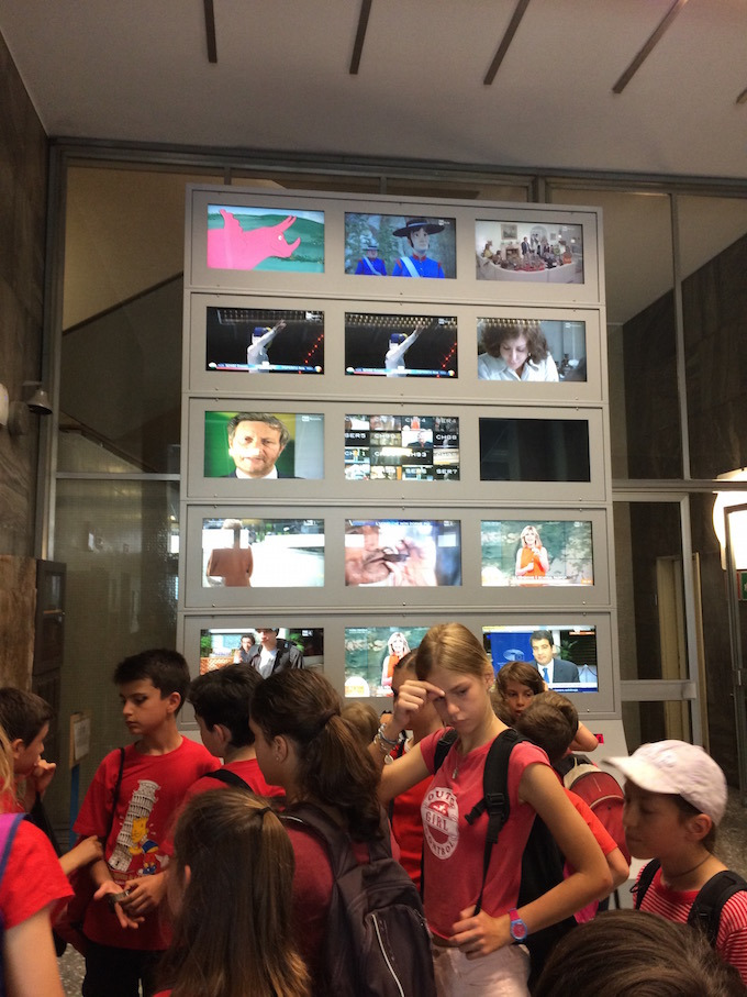 Good Morning Rio! Il campus radio per bambini