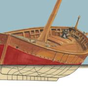 Cinque Terre Vintage Boat 2017