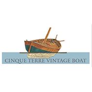 Cinque Terre Vintage Boat